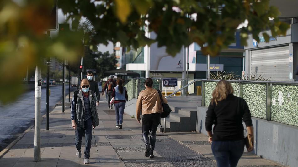 Comunas del sector oriente aumentan fuertemente sus contagios tras más de un mes en Fase 2