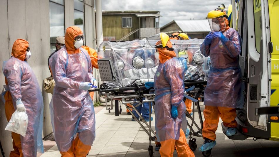 Experto y gestión del Gobierno en la pandemia: