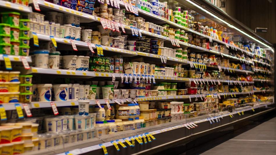 Supermercado Yogur