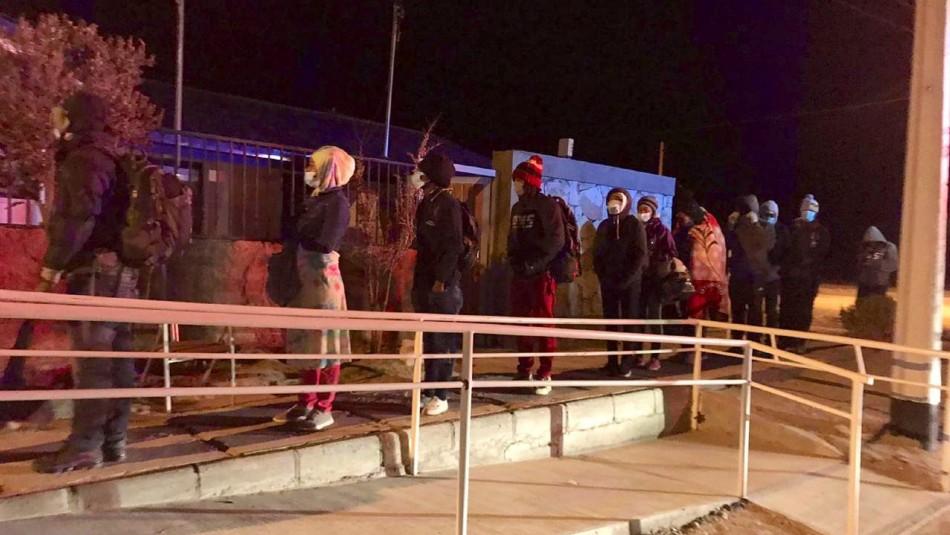 Migrante resultó baleado cuando intentaba ingresar por la frontera de Chile