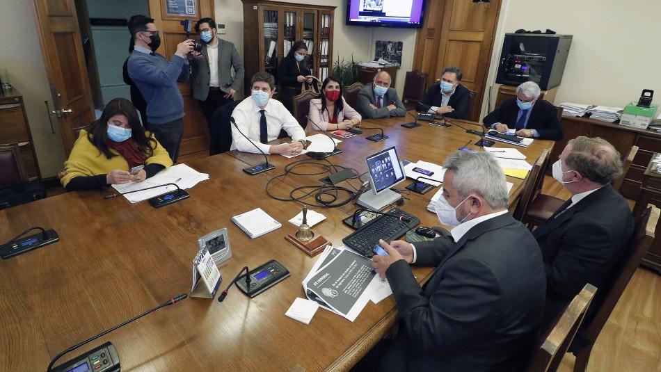 IFE Universal: Comisión vuelve a postergar votación a la espera de que se aumenten los montos