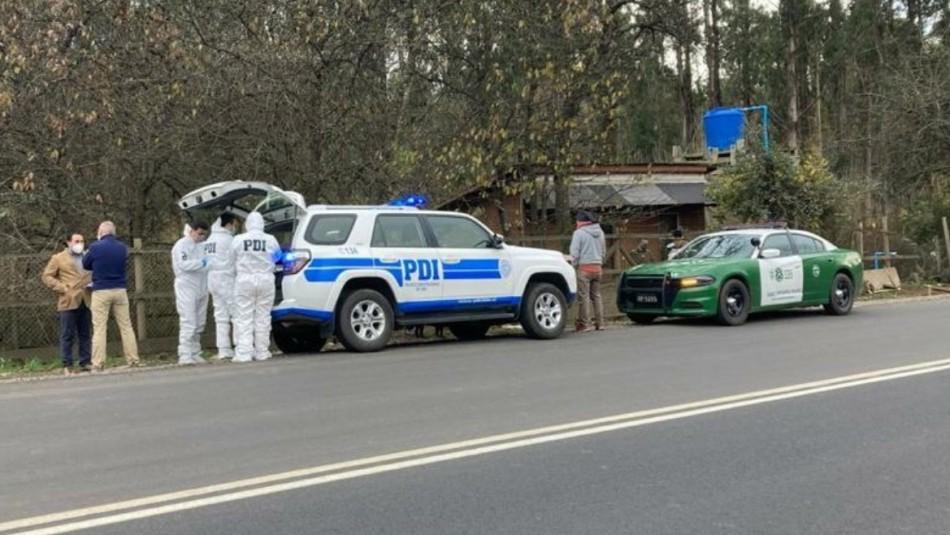 Femicidio de adulta mayor en Osorno: Decretan prisión preventiva para el único imputado