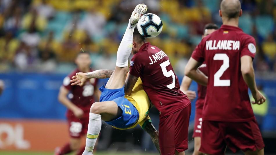 Bolivia vs Venezuela abren la séptima fecha de las Eliminatorias Sudamericanas