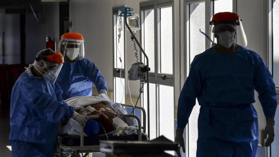 Argentina lamenta muertes de dos niñas de 12 y 3 años aquejadas de coronavirus.