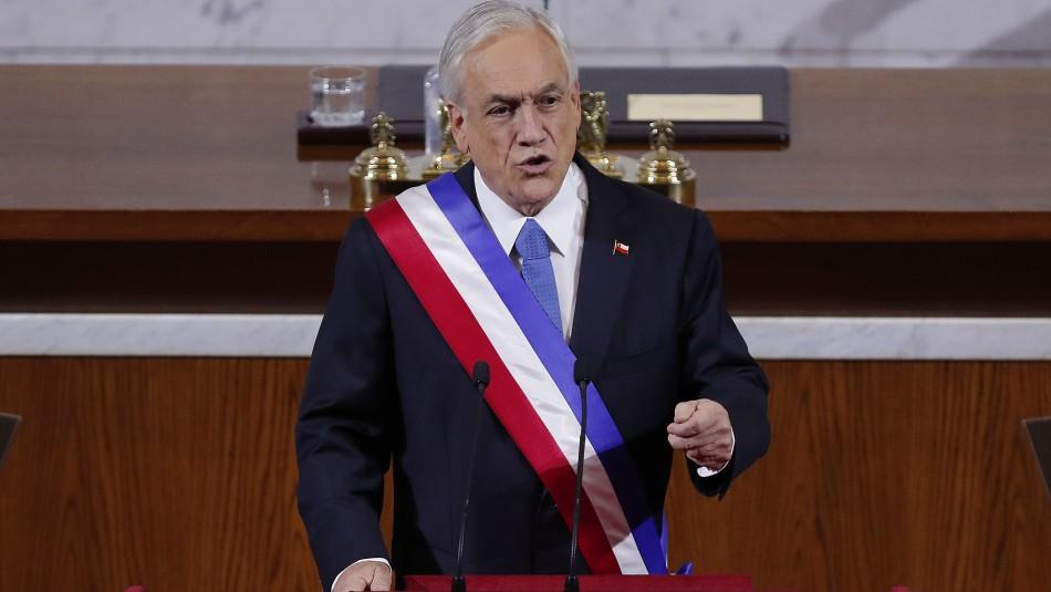 Piñera y retraso en ayudas sociales: