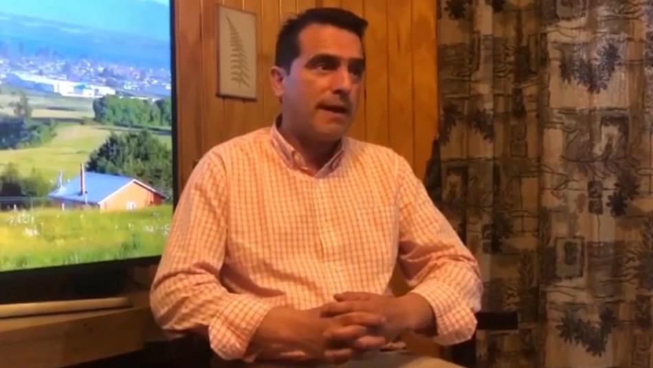 Se entrega presunto autor del homicidio de concejal electo Richard Barría