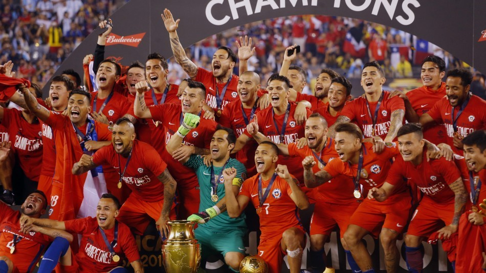 Revisa el fixture oficial de la Copa América 2021: