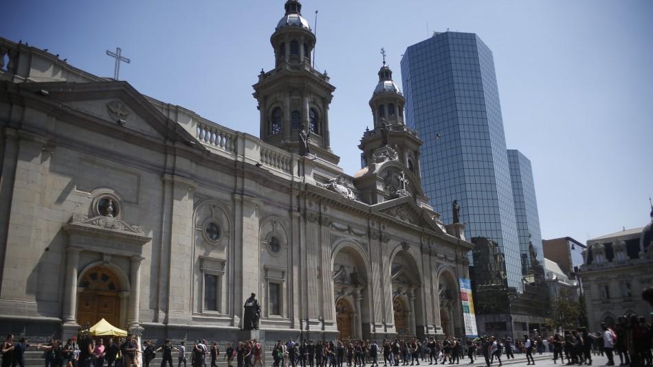 Iglesia Católica por anuncio de Piñera: