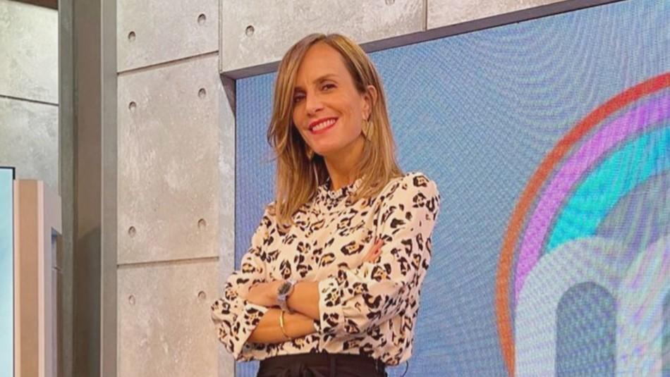 Diana Bolocco en Mucho Gusto