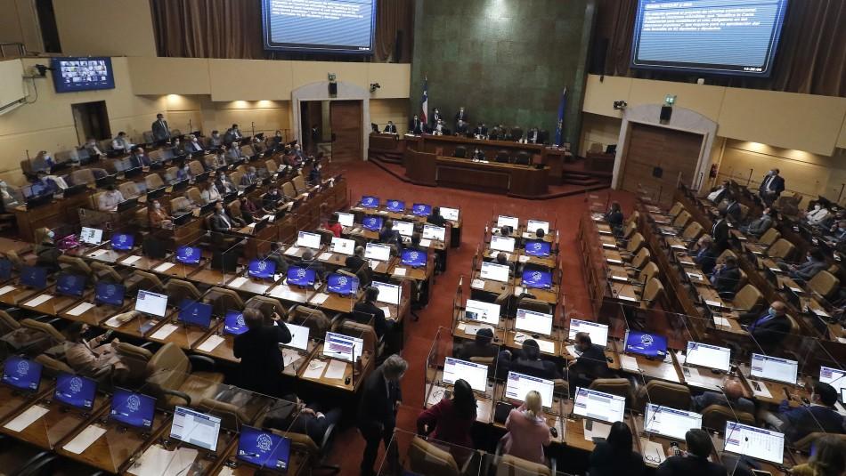 IFE Universal: Votación del proyecto en la Sala de la Cámara se postergó para este jueves