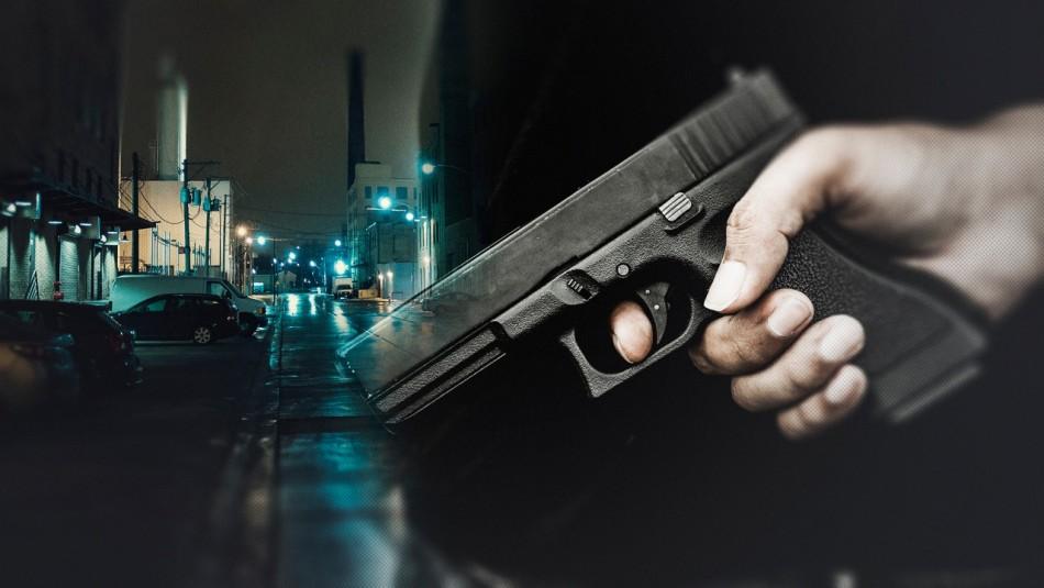 Control policial termina con un herido de bala y un carabinero atropellado en Calama