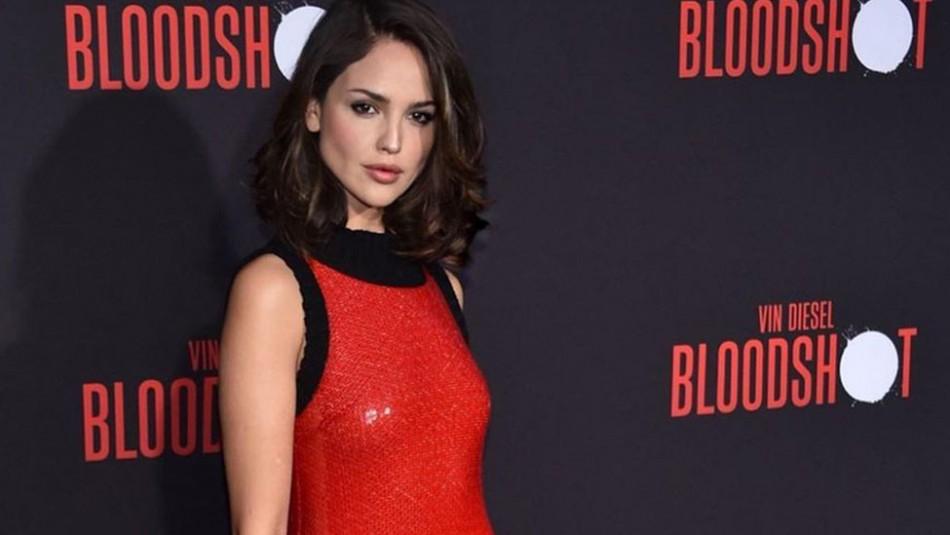 Eiza González presume de ser la actriz más taquillera en Hollywood y envía mensaje a latinos