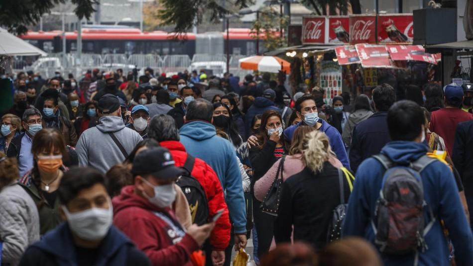 Santiago, Maipú y otras 3 comunas de la RM retroceden a cuarentena total