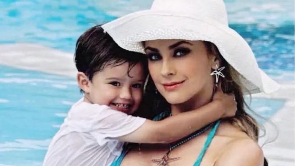El hijo menor de Luis Miguel deslumbra cantando en Instagram un tema de Justin Timberlake