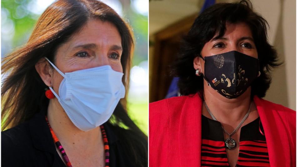 Narváez llama a Provoste a definir candidatura y la senadora pide