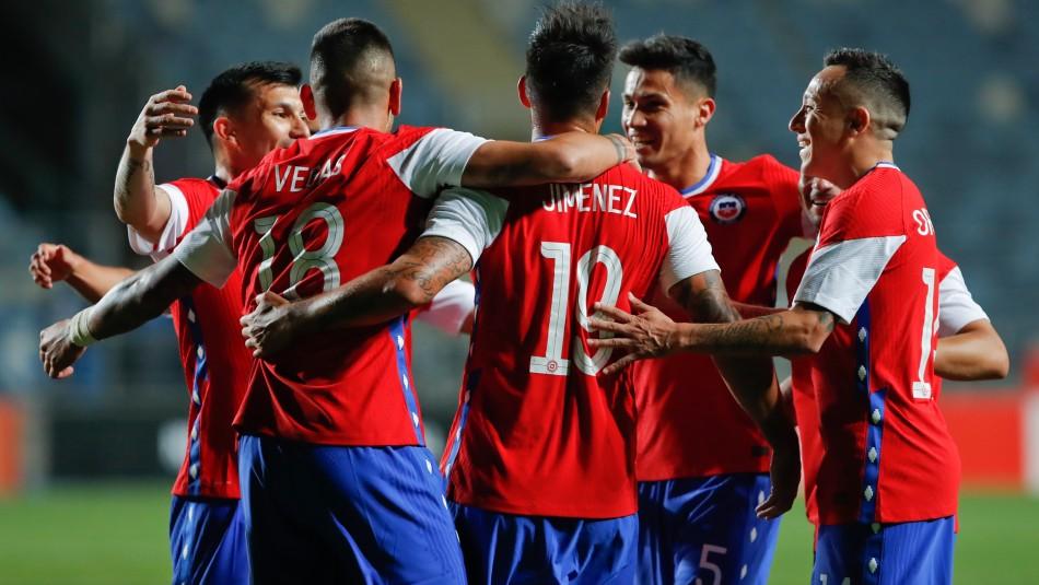 Argentina vs Chile: Lasarte confirma formación de la Roja con dos novedades