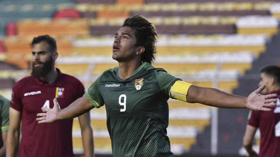 Bolivia celebró en La Paz por Eliminatorias.