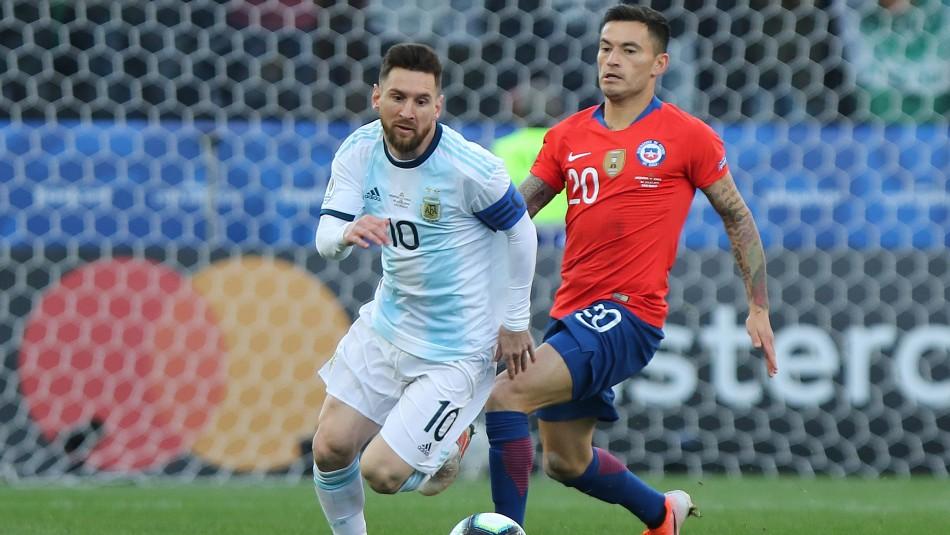 Chile Argentina en vivo