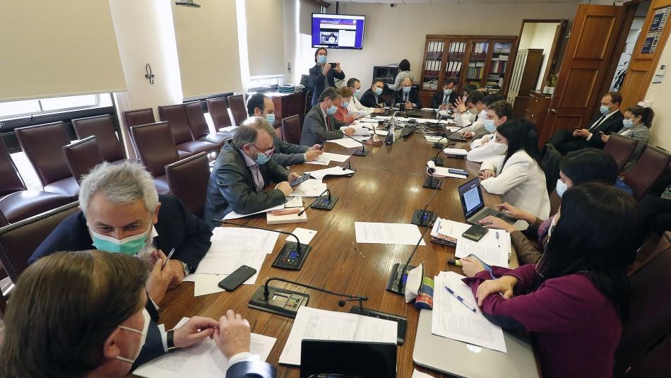 Comisión de Hacienda despacha a Sala de la Cámara proyecto de IFE Universal