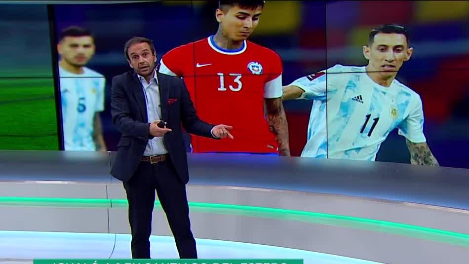 Rodrigo Sepúlveda y el empate de la Roja:
