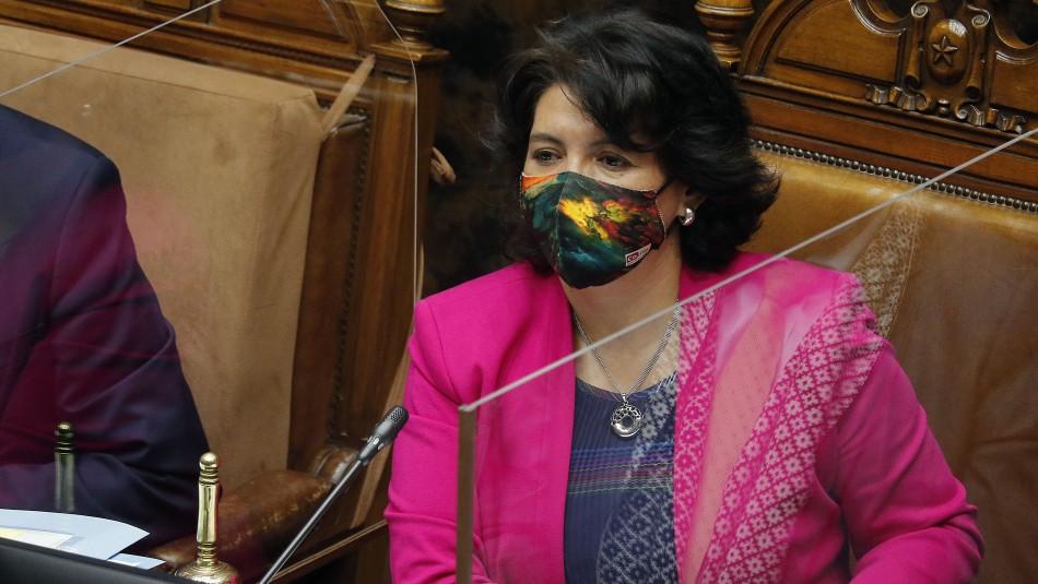 Yasna Provoste por retiro del 100% de los fondos de la AFP: