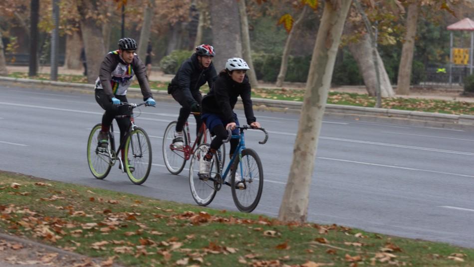 Fundación crea seguro de accidentes para ciclistas urbanos
