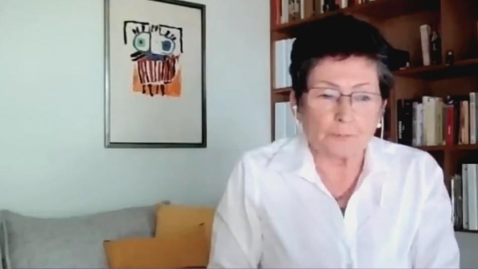 Presidenta de las AFP y retiro del 100%: