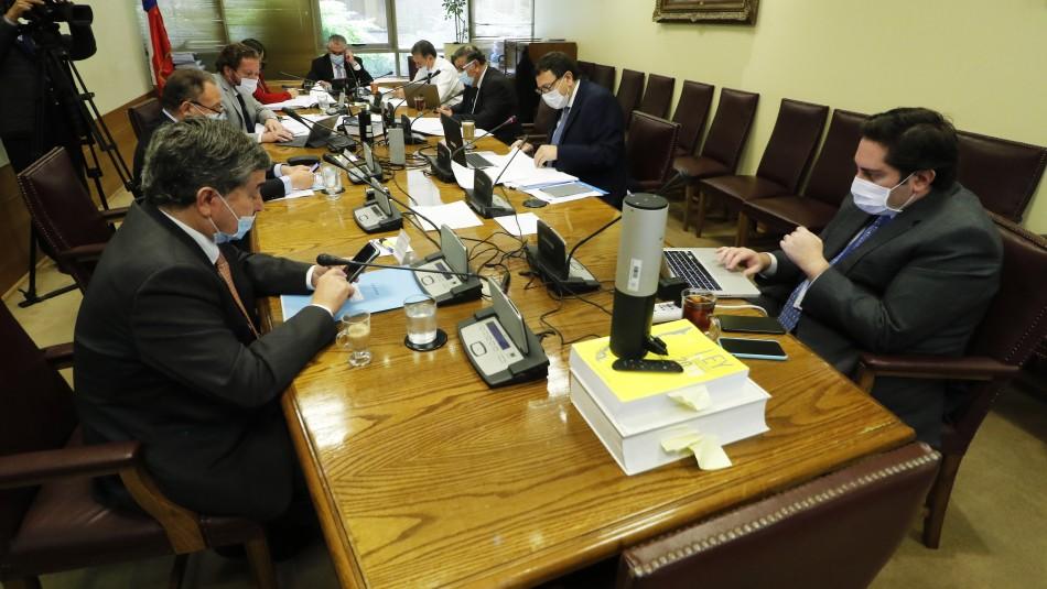 IFE Universal: Comisión de Hacienda aprueba y despacha el proyecto a la Sala del Senado