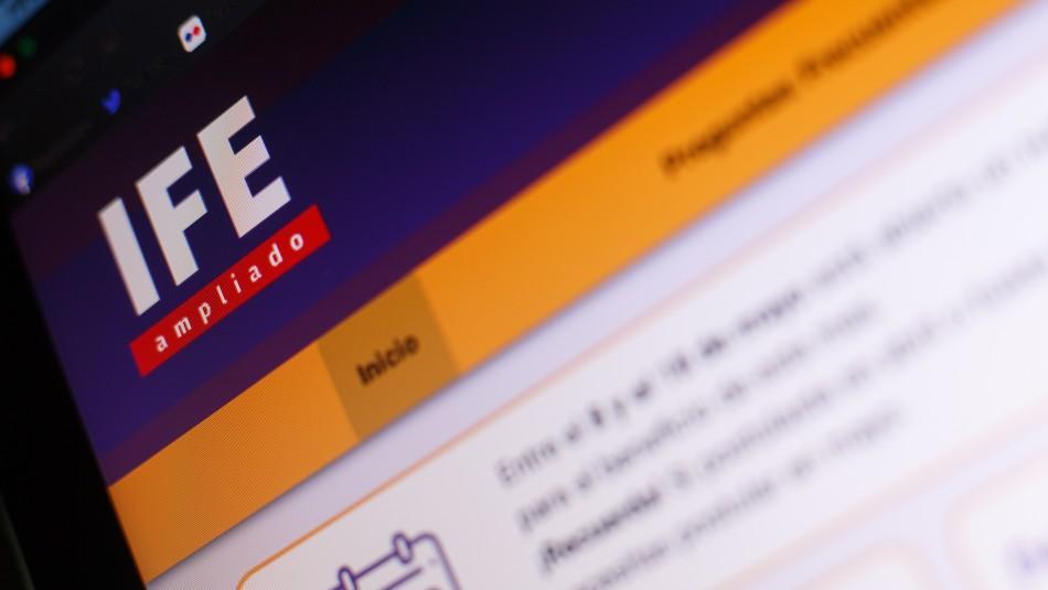 Comienza postulación al IFE Ampliado de junio: Revisa cómo solicitar el beneficio