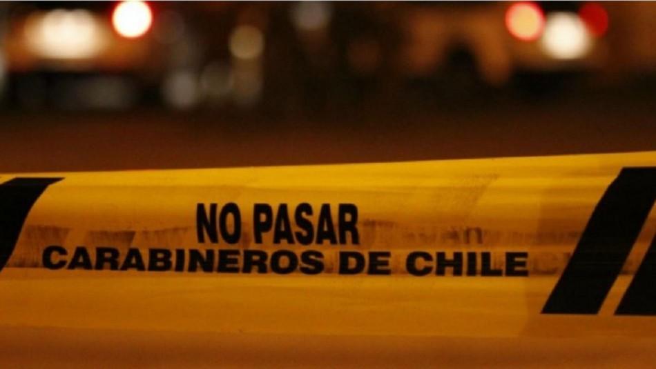 Femicidio frustrado: Hombre intenta matar a su pareja incendiando su casa con ella adentro