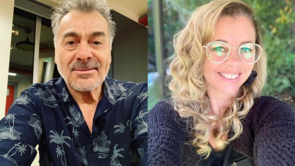 Pato Torres y Titi García Huidobro