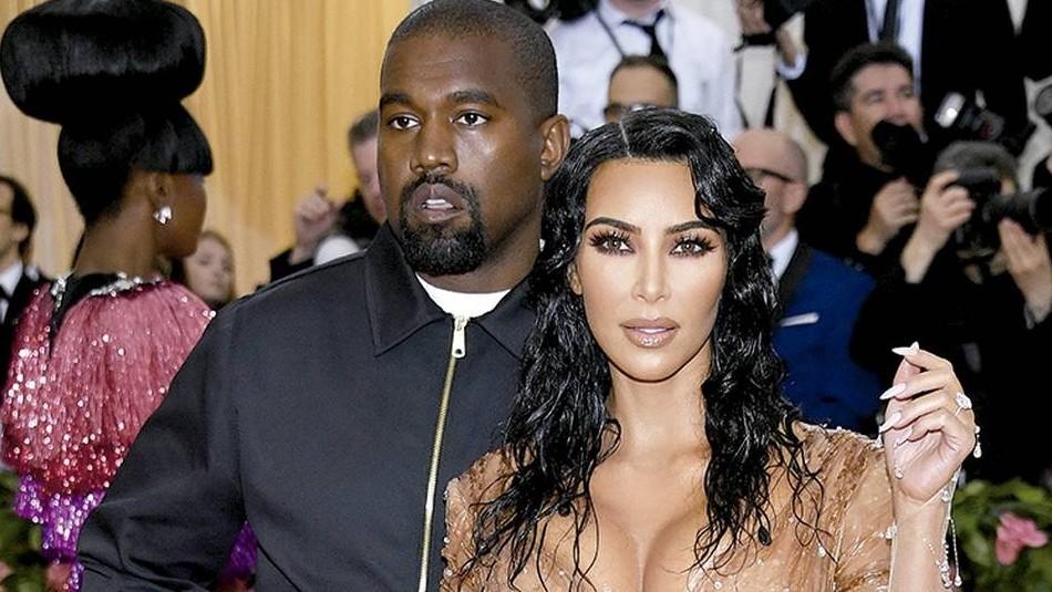 Así confesó en televisión Kim Kardashian que su matrimonio con Kanye West había terminado