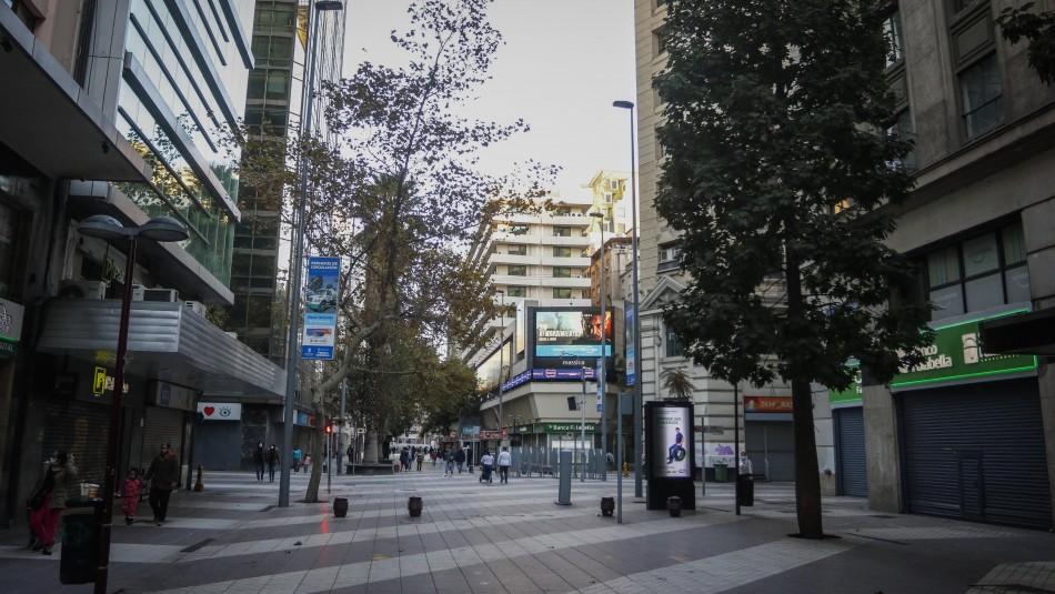 16 comunas retroceden a cuarentena: Santiago, Maipú y otras 3 en la Región Metropolitana