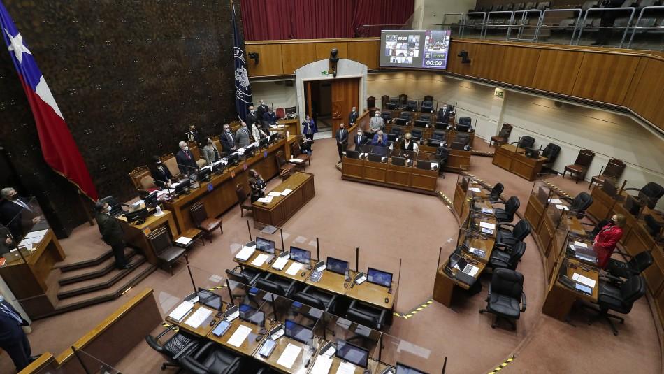 Sala del Senado vota este sábado el IFE Universal: Iniciativa podría ser despachada a ley