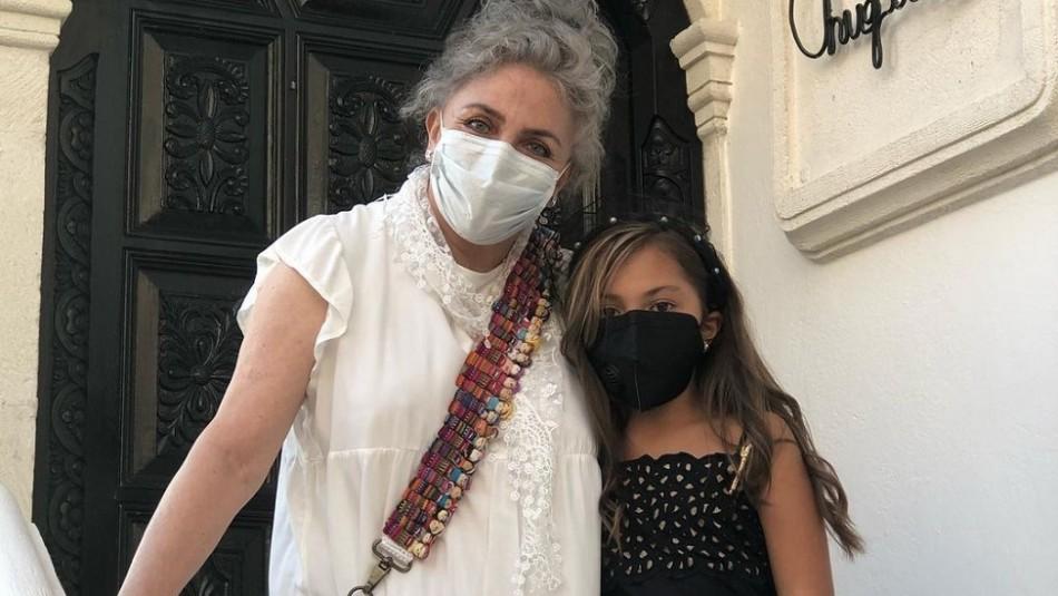 La nieta de Verónica Castro es pianista y acaba de recibir un reconocimiento por su talento