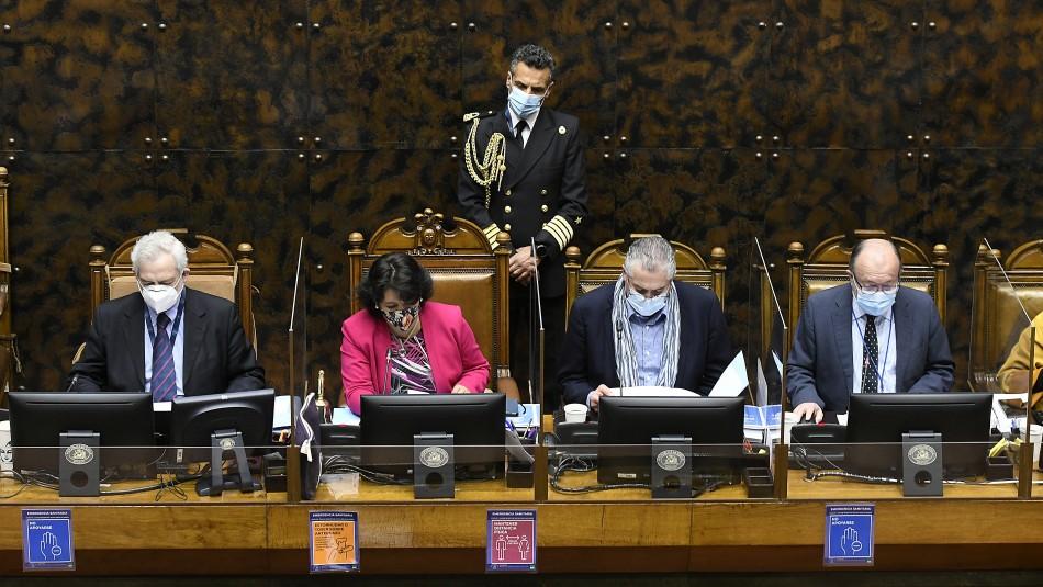 En vivo: Sigue la sesión especial del Senado que vota el proyecto del IFE Universal