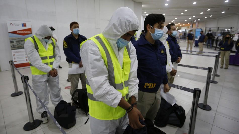 Expulsión de migrantes: Alrededor de 30 personas podrían ser expulsadas la mañana del domingo