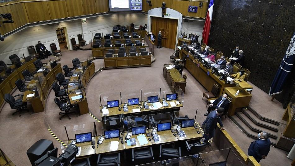 IFE Universal: Senado aprueba por unanimidad el proyecto de ley