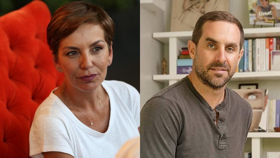 Fran García-Huidobro responde a rumores que la vinculan amorosamente con viudo de Javiera Suárez