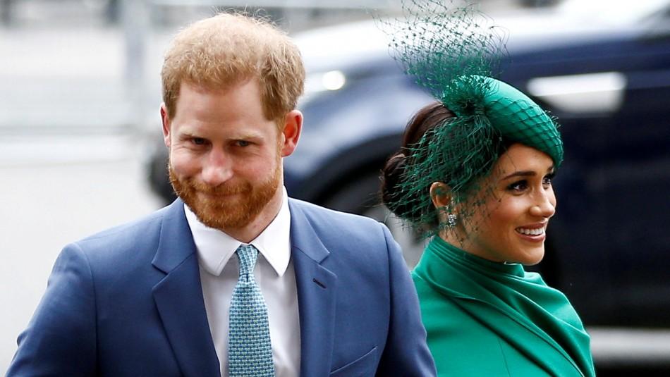 El príncipe Harry y Meghan Markle anuncian el nacimiento de su hija: Así se llama la bebé