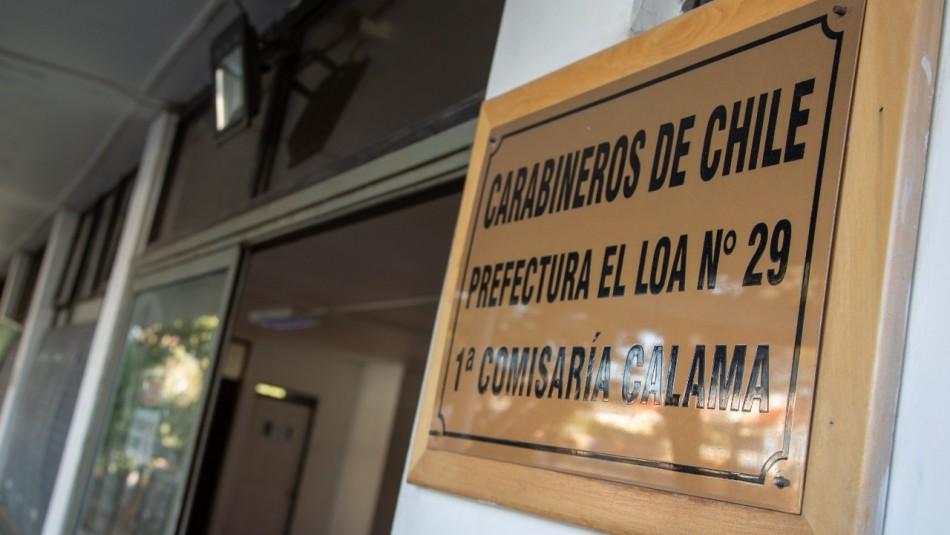 Fiesta clandestina en local de Calama deja un saldo de 99 personas detenidas