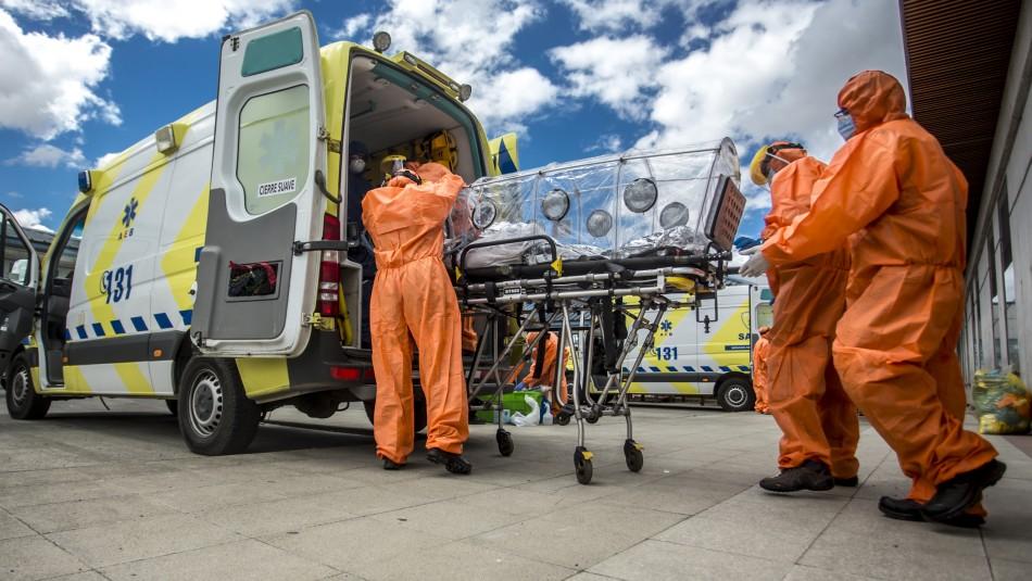 Balance Minsal por Covid: Chile registra casi 30 mil fallecidos desde el inicio de la pandemia
