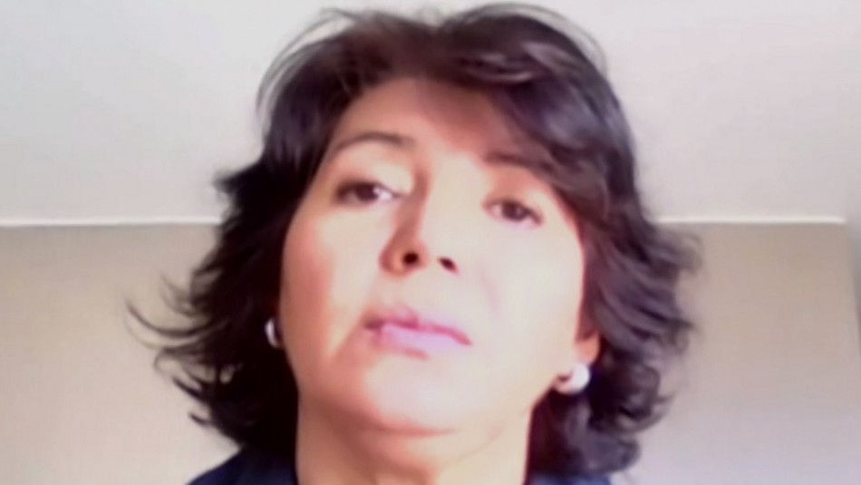 Yasna Provoste, presidenta del Senado: