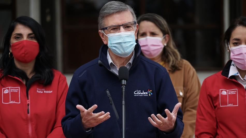 Polémica por participación de Lavín en actividad de Gobierno: Contraloría espera denuncias