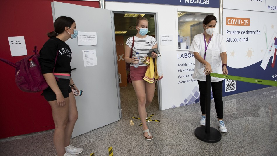 España empieza a emitir certificado sanitario para facilitar viajes dentro de la Unión Europea