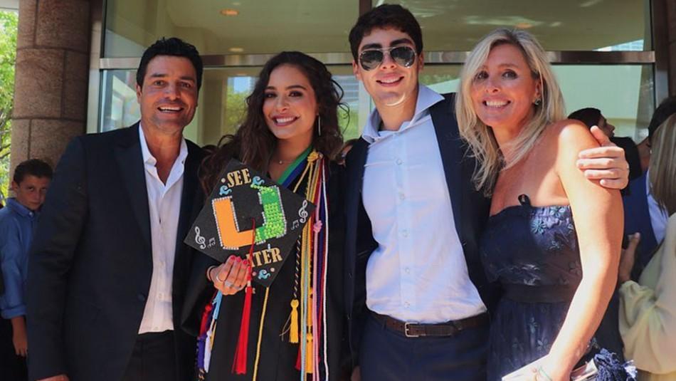 La foto de los hijos de Chayanne en traje de gala que enamora a sus seguidores