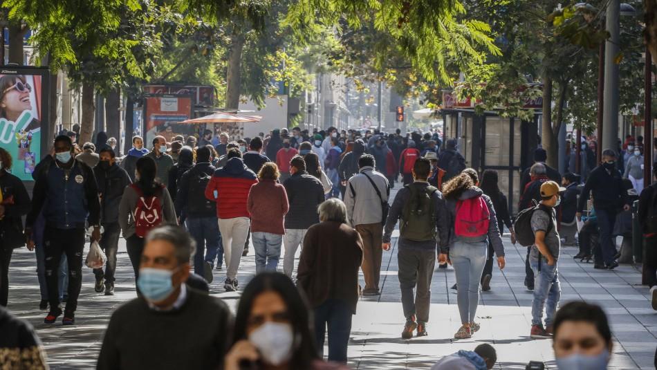 Nuevas comunas en cuarentena en Santiago.