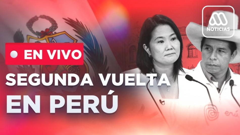 Castillo mantiene su ventaja sobre Fujimori: sigue el resultado de las presidenciales en Perú