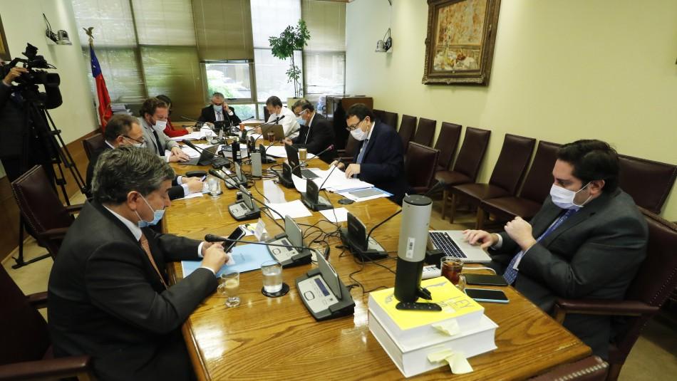 Bono Pymes: suspenden sesión que discutiría este lunes el proyecto