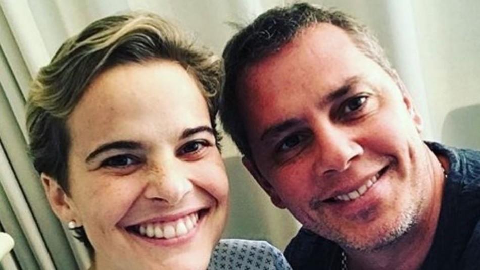 Javiera Suárez y José Miguel Viñuela